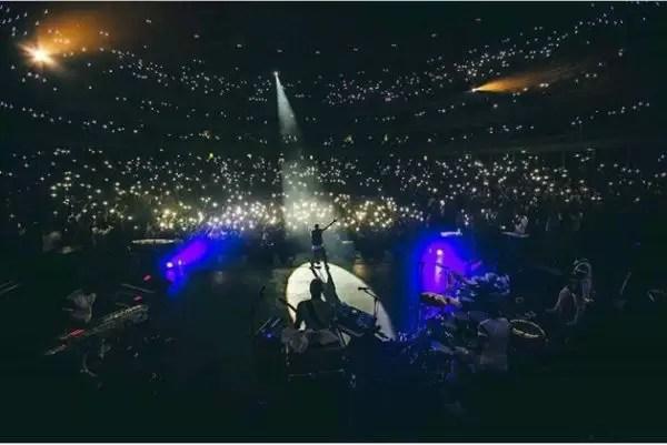 Wizkid makes history! 5