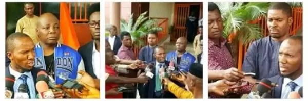 CharlyBoy filed a N500 million law suit against the Federal Capital Territory Police Command 3
