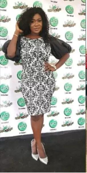 Mercy Johnson Okojie hosts #GloMegaMusicTourAyingba 1