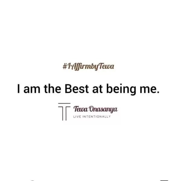 Mindset shift with Tewa- I am the best at being me 1