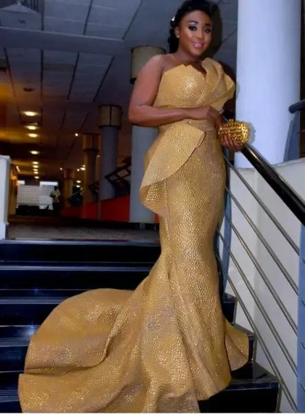 Pretty Ini Edo steps out in Fouad Sarkis Couture 3