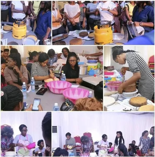 AiCare Foundation, founder, Annie Idibia 11