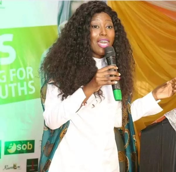 AiCare Foundation, founder, Annie Idibia 23