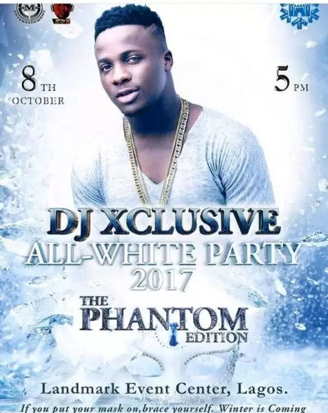 Photos from Dj Xclusive 's All white party 2017 20