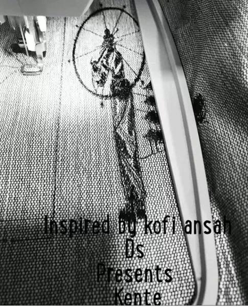Kente s/s18- Kente Story by beautiful Duaba Serwa 11