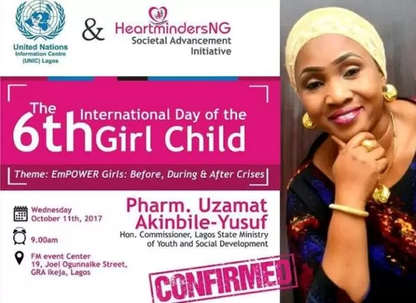 International Girl Child Day-  Empower Girls: Before, During and After Crisis 13
