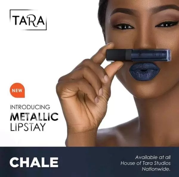 New product alert! HouseofTara introduces new metallic lipstay 3