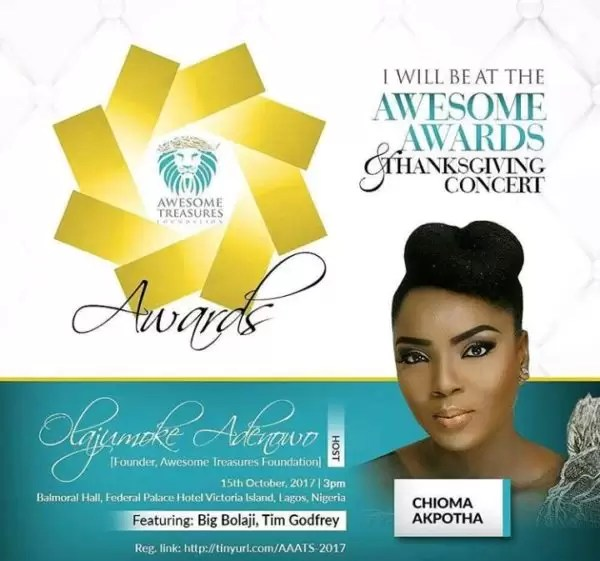The Awesome Awards Thanksgiving concert 9