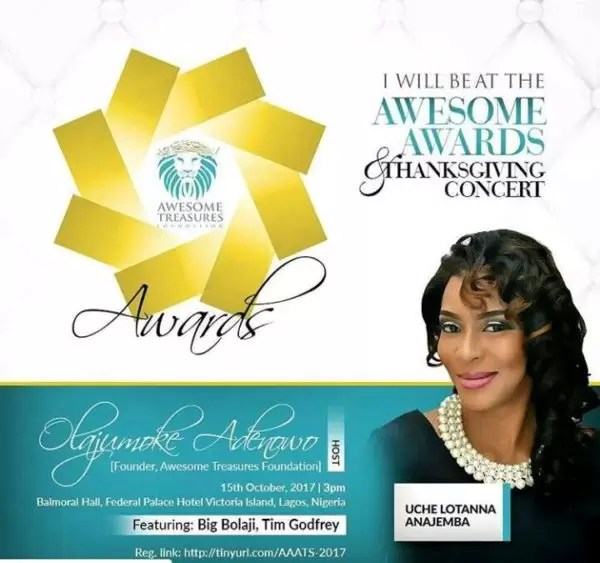 The Awesome Awards Thanksgiving concert 7