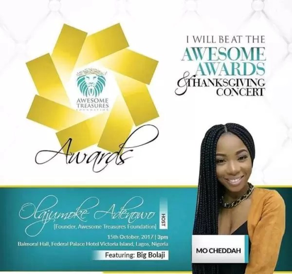 The Awesome Awards Thanksgiving concert 4