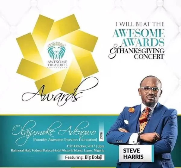 The Awesome Awards Thanksgiving concert 3