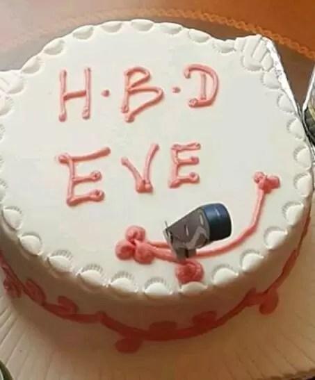 Happy birthday to Eve Esin 1