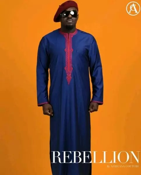 Men's Dashiki in a whole new dope dimension by Africana Couture 7