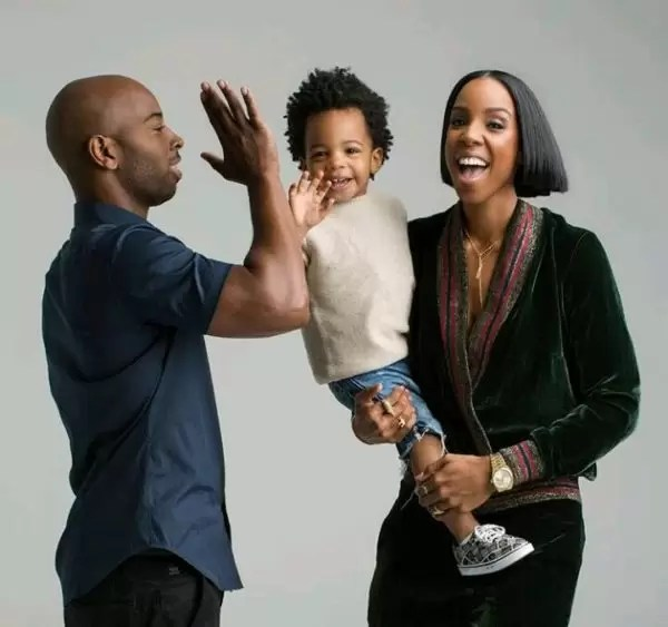 Family is everything! Checkout photos of Kelly Rowland spending quality time with her family 3