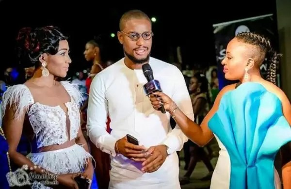 Photos of the movie premier #AManForTheWeekend in Douala 8
