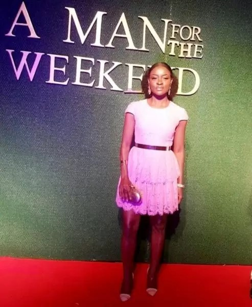 Photos of the movie premier #AManForTheWeekend in Douala 11