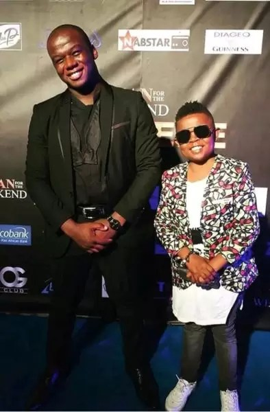 Photos of the movie premier #AManForTheWeekend in Douala 20