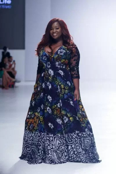 They Came to SLAY! About That Curvy Life Collective Defies Fashion Norms AGAIN at Heineken Lagos Fashion and Design Week 2017 8