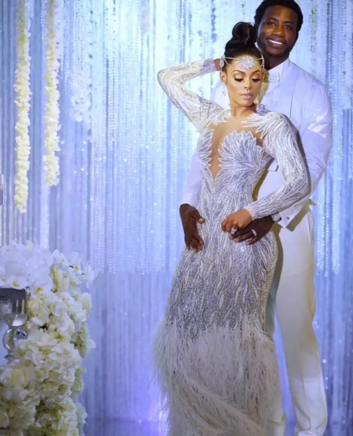 Gucci Mane is now a maarried man!! 1