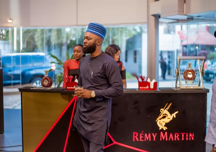 Remy Martin XO Thrilled Guests At The  New Porsche Cayenne Unveiling In Lagos 2