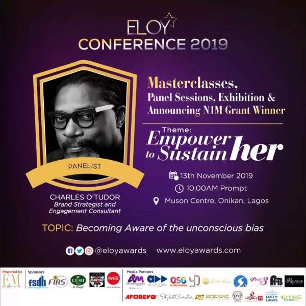 Eloy Conference 2019: Meet Panelists 2 Discussing Becoming Aware Of The Unconscious Bias. 1