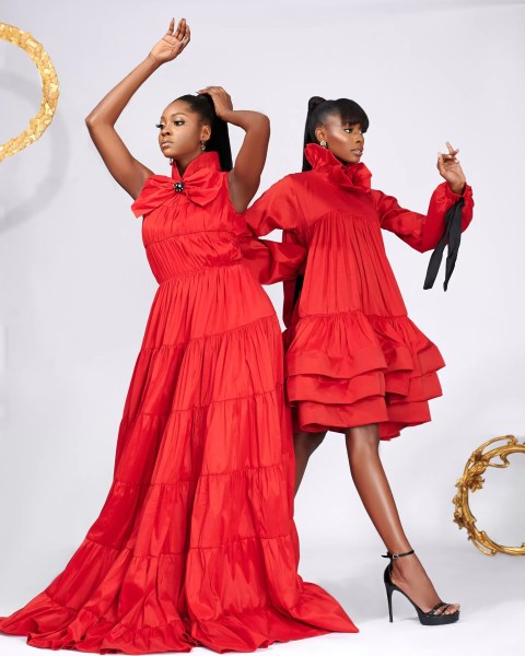 EM Lookbook: LUXE LADY   TRISH O COUTURE SS20 7