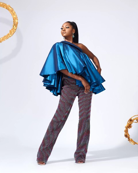 EM Lookbook: LUXE LADY   TRISH O COUTURE SS20 4