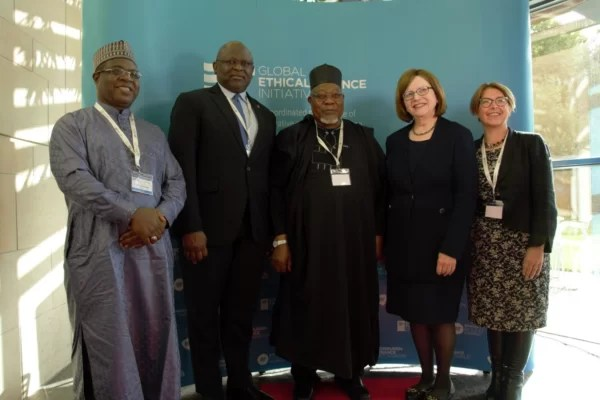 FirstBank's Adesola Adeduntan Joins Other Global Finance Practitioners At Ethical Finance Conference, Edinburgh 1