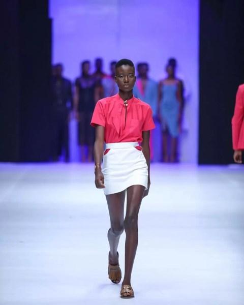 Day 2 of Heineken Lagos Fashion Week 2019 22