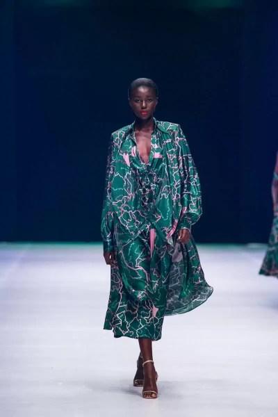 Day 4 of Heineken Lagos Fashion Week 23