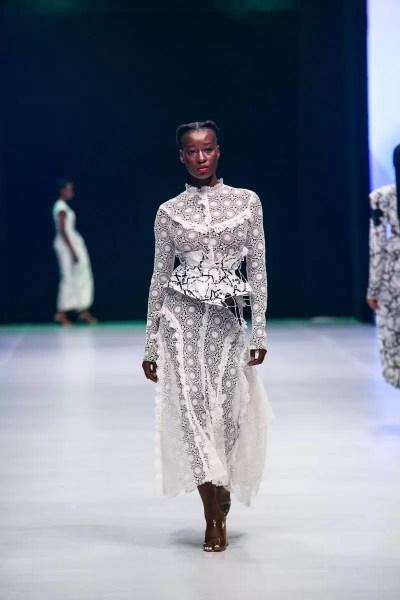Day 4 of Heineken Lagos Fashion Week 21