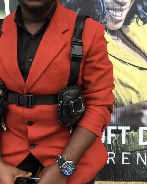 Style Q&A Of Fashion Stylist Ikechukwu Urum 5