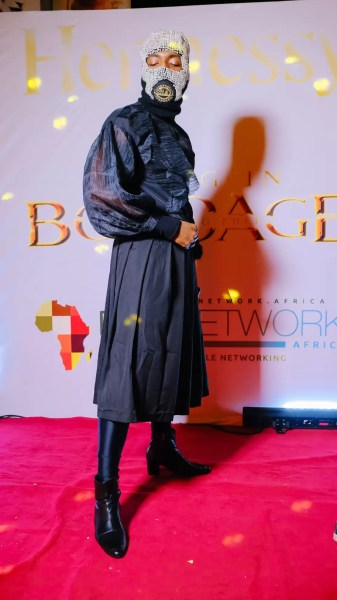 The Most Star Studded Red Carpet Ever- Nollywood Royalty At Its Finest - Living In Bondage Premieres In Filmhouse Lekki 4