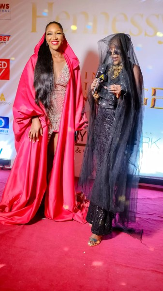 The Most Star Studded Red Carpet Ever- Nollywood Royalty At Its Finest - Living In Bondage Premieres In Filmhouse Lekki 12