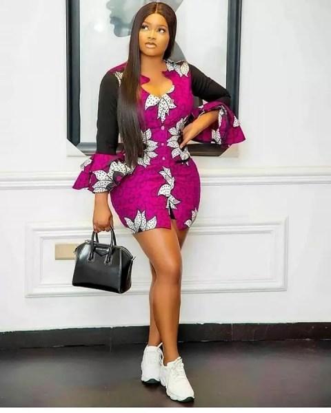 Exquisite Ankara Styles: Featuring Christiana Kayode, Amanda Dara, Nab Zenab & More 4