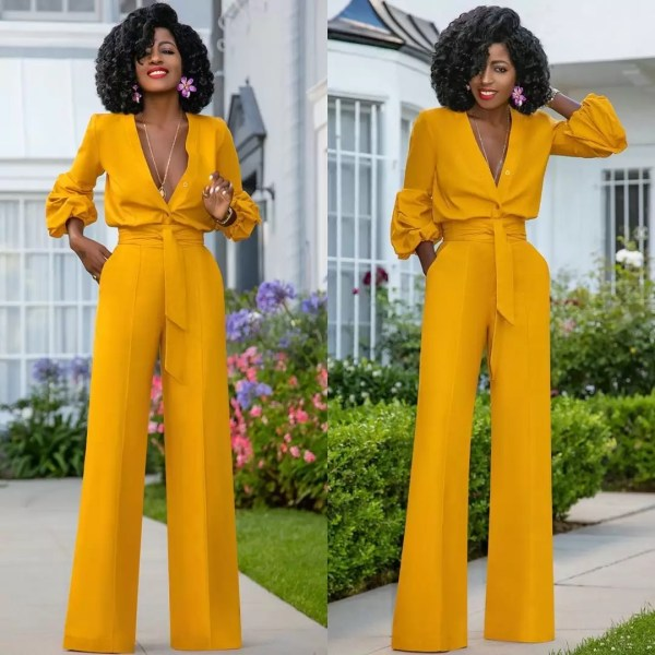 9 to 5 Chic: Jumpsuits Are Stylish And Time-Saving 2