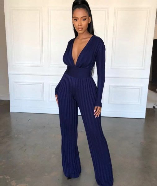 9 to 5 Chic: Jumpsuits Are Stylish And Time-Saving 3