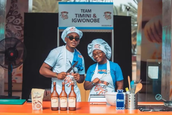 BAILEYS BAKEFEST 3: TEAM TIMIKOKS WINS BATTLE OF THE SWEET AND THE SAVOURY 1
