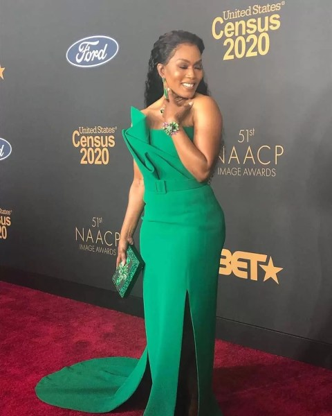 Black Royalty at The NAACP Awards 1