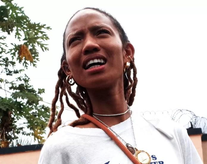 Adesuwa-Africa-vogue Quarantine