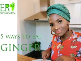 Immune Booster Series - 5 Ways to Eat Ginger!