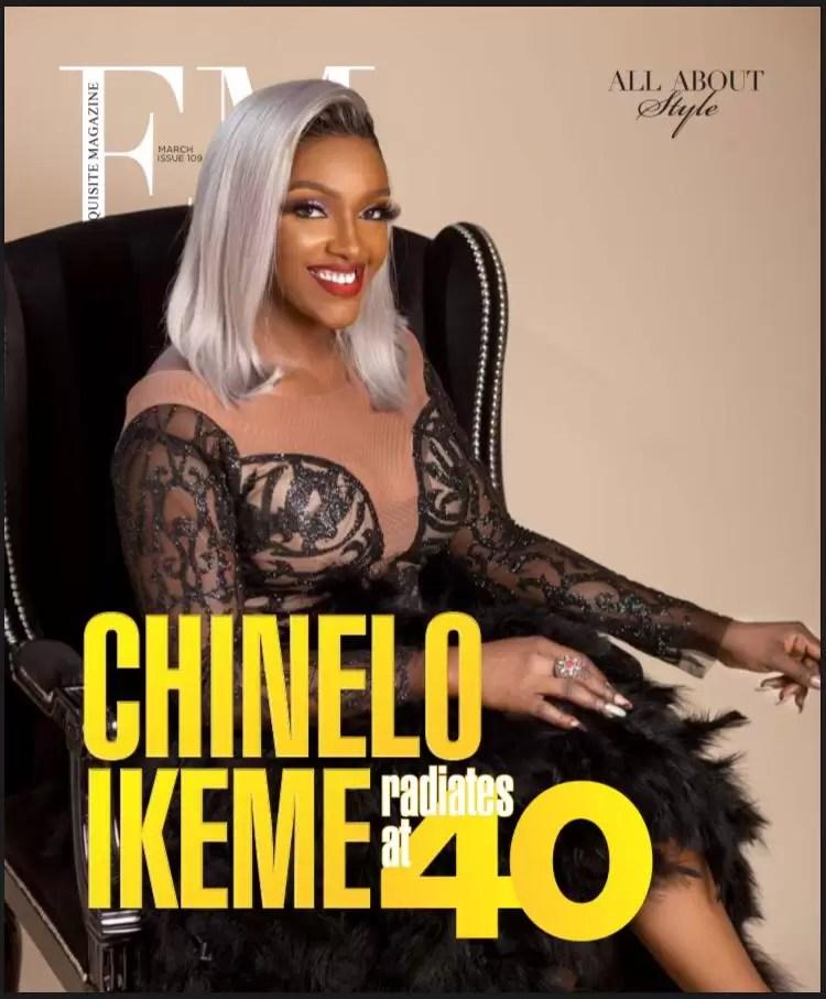 new Issue of Exquisite Magazine.