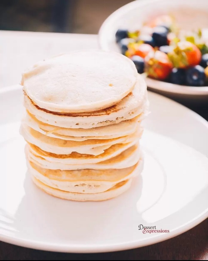 Pancakes With Chef Jay