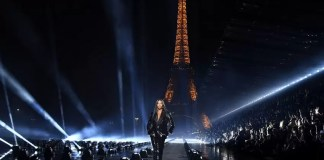 Saint Laurent Fashion Week