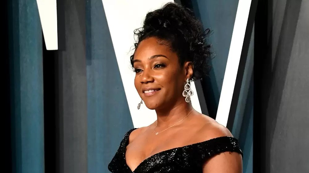 Tiffany Haddish haircut