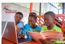 Slum2school virtual learning