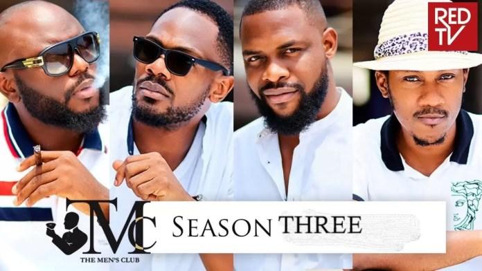 the men's club nigerian web series