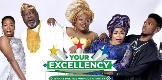 Your Excellency on Netflix