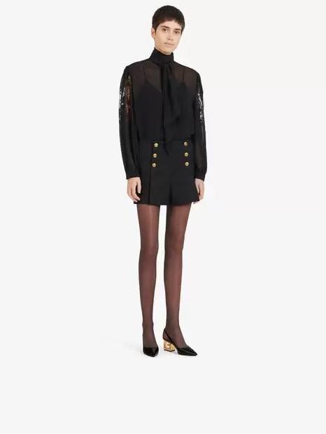 Let's Take A Sneak Peek Of Givenchy Heels | Feet Fetish 1