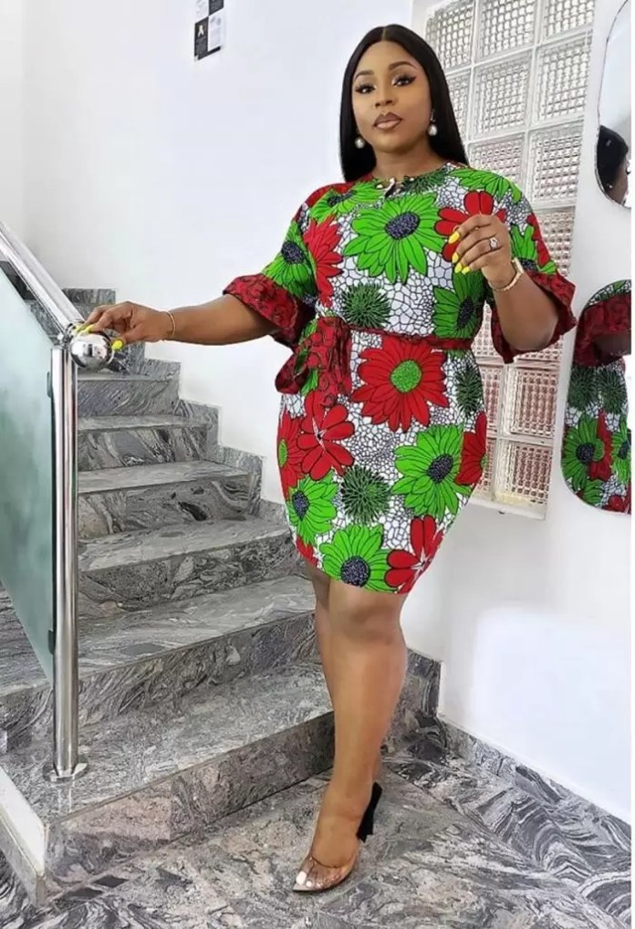 Casual Ankara Styles You Can Rock This Weekend 1